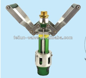 DCJ-25A LNG Fueling Nozzle Quick Disconnect Coupling for Fueling station