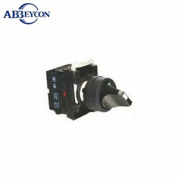 BB107 2015 High Quality short-handle two-position turn button rotary switch