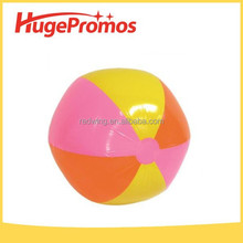 Promotional PVC Custom Beach Ball Popping