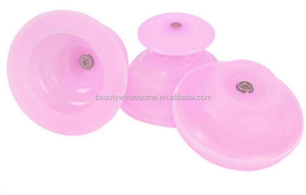 Traditional Chinese Medical Silicone Suction Massage Cupping Sets