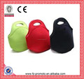 custom high quality plain neoprene lunch bag