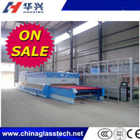 Convection Tempering Furnace/Tempered Flat Glass Production Line/Flat Glass Tempering Machine