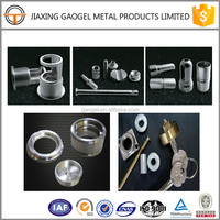 Excellent Customized Parts Zinc Plated Turning Mass Production Cnc Machining Parts