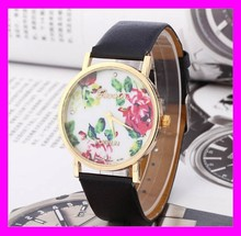 China made watch japan movement quartz geneva watch for women HD1912