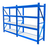 Space Save Plastic Bin Rack For