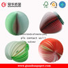 Good quality 3d red apple shaped fruit sticky notes for promotional gift