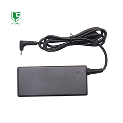 Slim universal laptop charger 90w AC power adapter with extra USB port, 14 tips ,led circuit,LCD screen