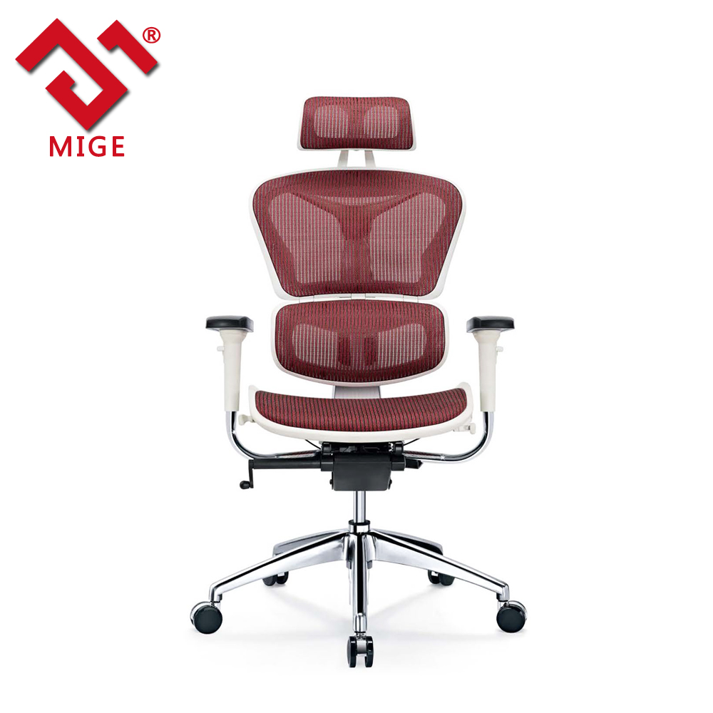 high tech comfortable ergonomic mesh executive office