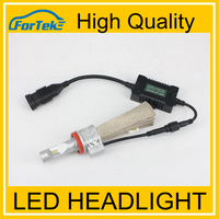 Fast start! phil*ips full metal led healdight H16 25W 3000LM auto parts led headlamp motorcycle led headlight