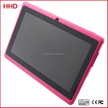7 inch best low price tablet pc Q88 Allwinner A33 Android Tablet 4.4 Quad Core Dual Cameras Tablets 8GB ROM