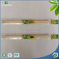 OPP Film Packed disposable Bamboo Chopsticks for Sushi, Hot bamboo products in France one-off chopsticks made of natural bamboo