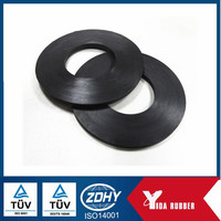 Custom made Round Rubber O-Ring Flat Washers/Gaskets