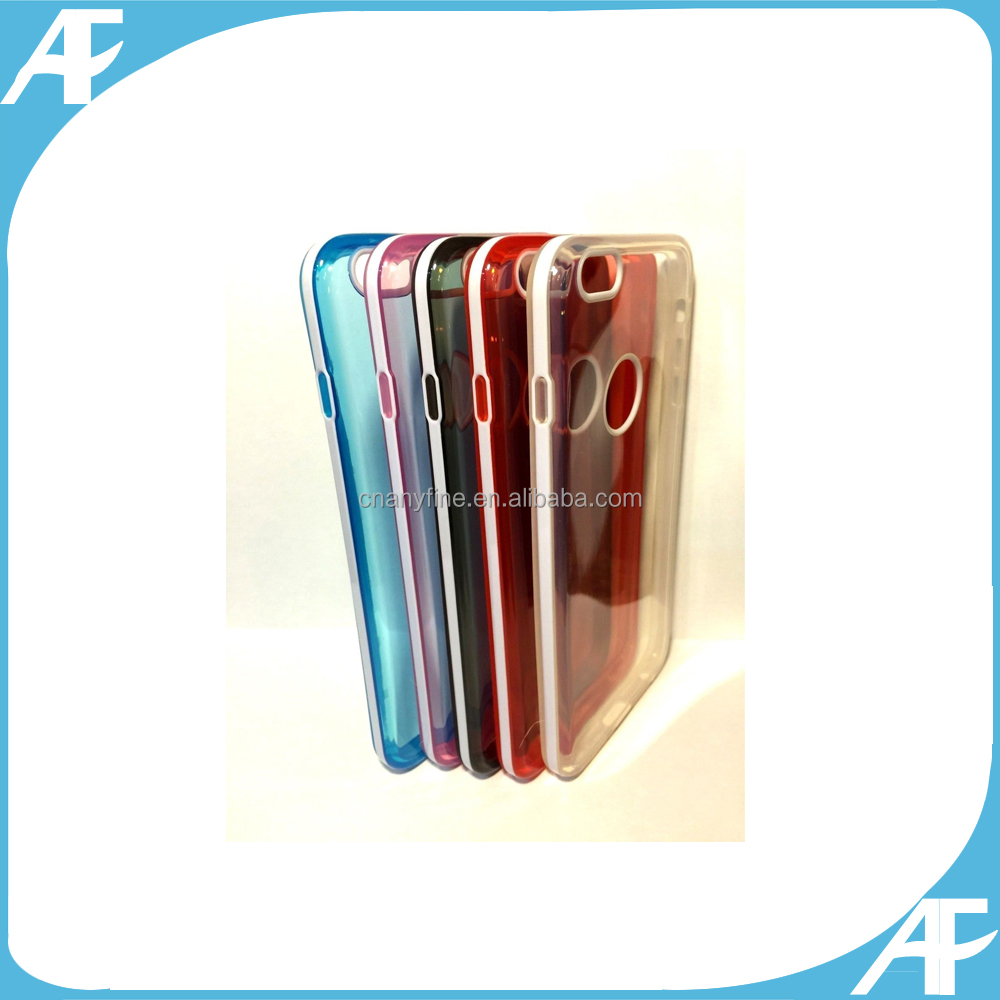 AAA quality TPU mobile phone case/mobile accessories phone case/mobile phone silicon case for Iphone5/5S