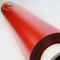 PVC Film Material For Electrical Tape