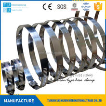 Multifunctional split pipe clamp made in China