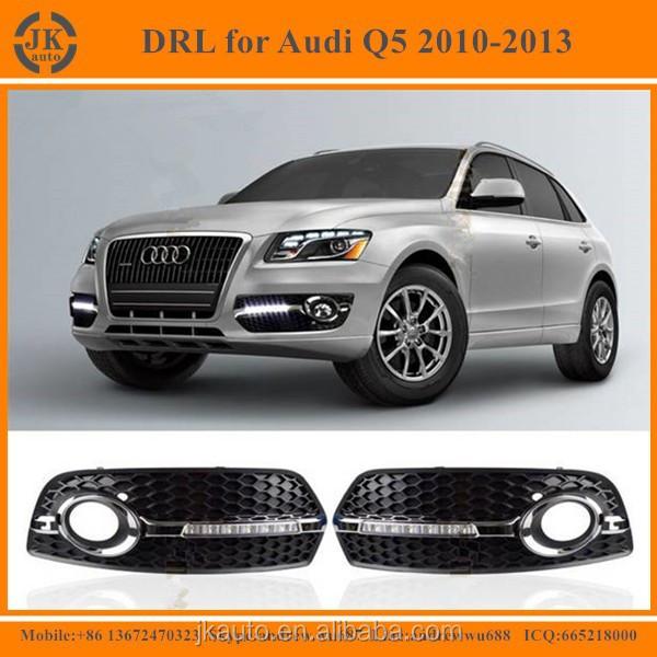 Good Price Led Drl Fog Light For Audi Q5 Daytime Running