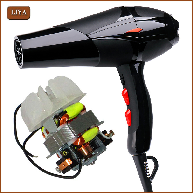 2200w professional hair dryer with high quality ac motor for Ac motor hair dryer