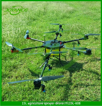 Unmanned Aerial Vehicle UAV Agriculture Field Drone Battery Powered Uav Pescitide sprayer