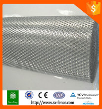 Trade assurance wire mesh fence for boundary wall PVC coated diamond mesh fence wire fencing