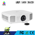X8000 Digital Projector 1920*1200 full hd 3LCD 3D 3300 lumens 4K projector