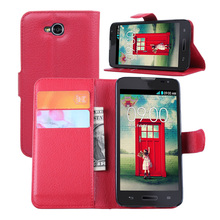 Wholesale shockproof soft pu leather phone case for LG L90