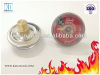 37mm Bourdon Tube Pressure Gauge