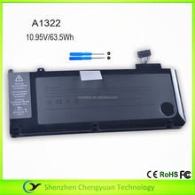 battery notebook for Apple MacBook Pro 13 A1322 661-5557 battery