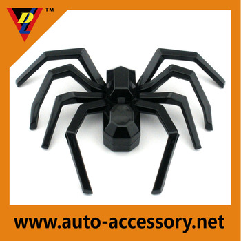 2017 China Hot Sale Professional Customized Car Decoration Spider Logo Car Emblem Spider Car Badge