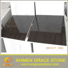China Black Granite Mongolia Black Granite Tiles