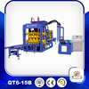 Best quality QT6-15 automatic brick making machine for sale high capacity automatic block making machine