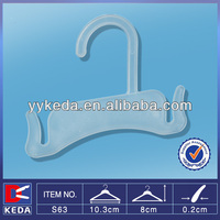 2014 best selling plastic sock hook pp material natural