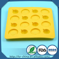 Latest mould ring shape,silicon cake mould,car shaped silicone cake mould
