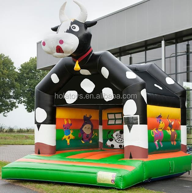 New inflatable bouncer with slide/inflatable slide
