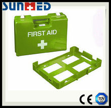 Green Deluxe ABS First aid kit box