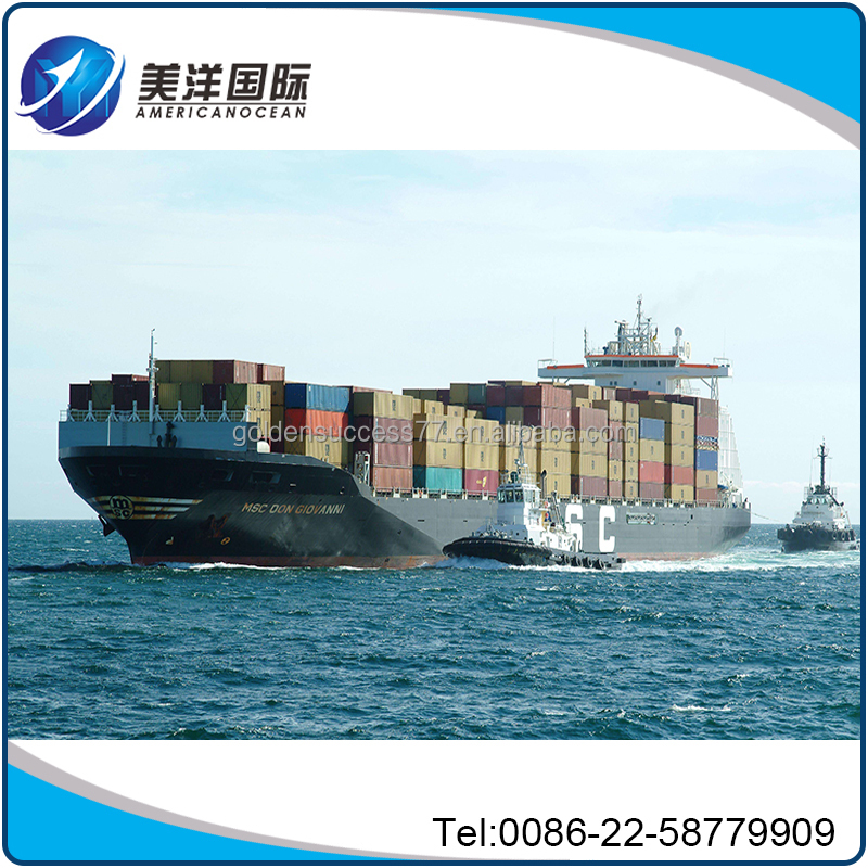 From CHINA to Globe best logistics services sea freight