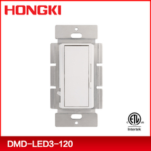 cUL UL 120V LED Single pole/3way lamp dimmer