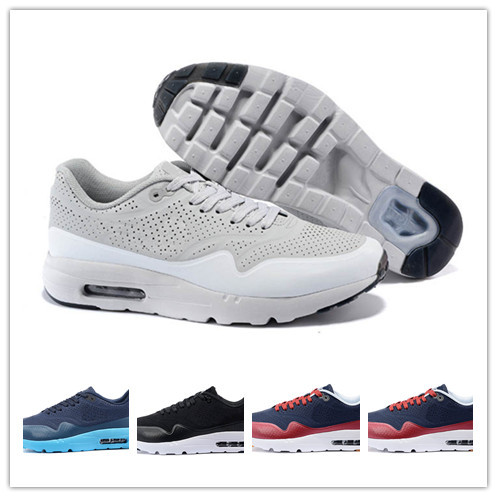 2015 HOT men AM 1 Ultra Moire running shoes  ZERO roshe run  OREO 2 running shoes,cheap running shoes