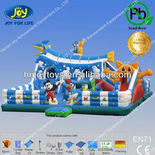 Mickey Park Learning Club Inflatable Bouncer