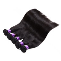 "8""-30"" in Stock Wholesale Remy Hair Products 100% Brazilian Straight Vigin Hair Vendors PayPal Accept"