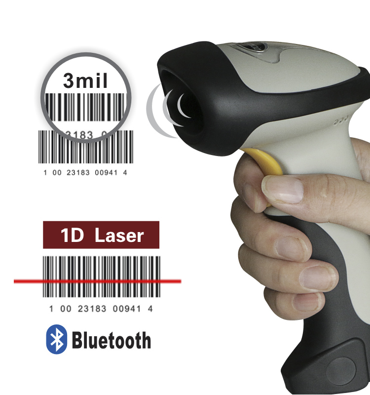 pda mobile CT10 portable micro usb Barcode scanner reader ,support many country language,rechargeable,super speed. pda with and