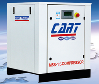 11KW/15HP New Technology Used For Air Screw Compressor With Efficent Air End Parts