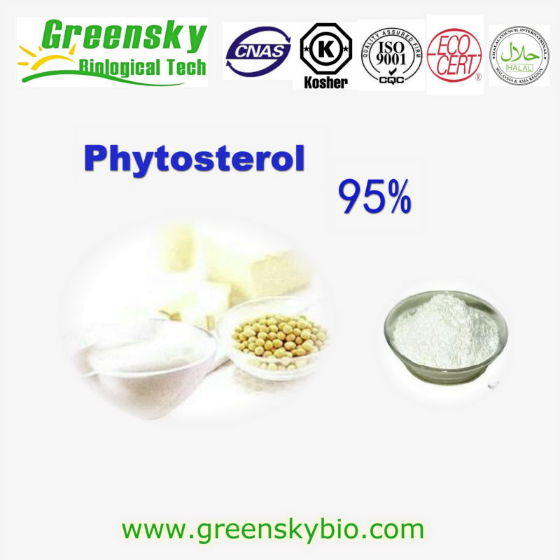 pygeum bark extract powder Phytosterols 2.5%