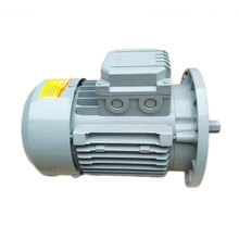 Double Shaft 230/380V B3 AC Three Phase Electric Motor 1.1kw 2hP
