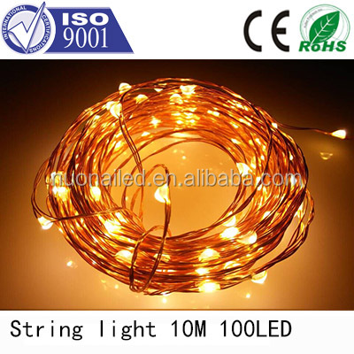 Wholesale Factory Price Nice christmas tree decoration rattan led string lights