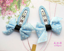 2014 Hot selling 1.5inch grosgrain ribbon baby boutique hair bows