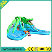 Inflatable Wet Dry Slide Commercial Inflatable Slides for Children