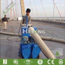 Footwalk Blocks Maintenance Shot Blasting Machine