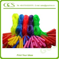 4mm pvc rope hard plastic handles plastic wind up toy bird