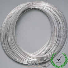Pure Silver Wire with ROHS Approved for Contacts Rivet Wholesale