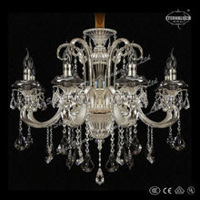 new modern silver cast aluminum chandelier lighting for Japanese ETL84224